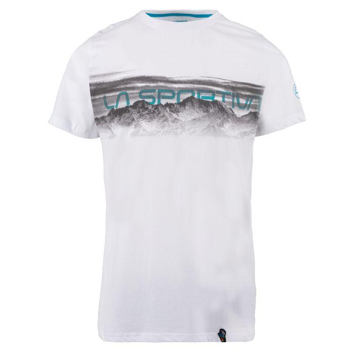 Landscape T-Shirt M White