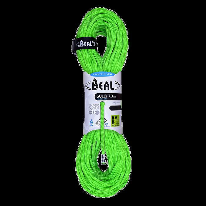 grönt rep 7,3 mm