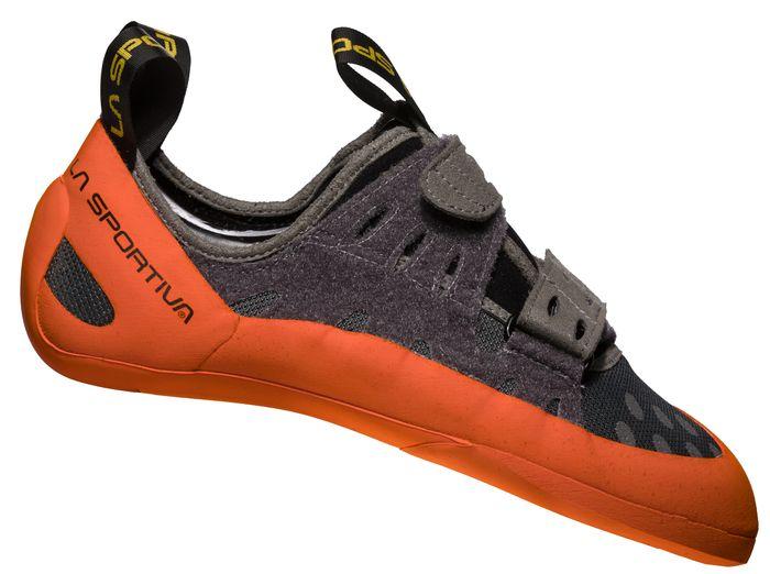 GeckoGym Carbon/Tangerine