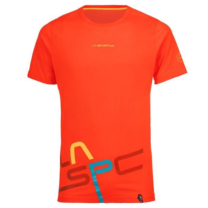 Shortener T-Shirt M Tangerine - L