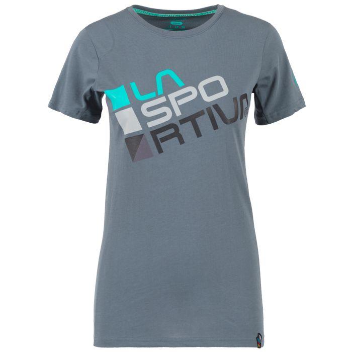 Square T-Shirt W Slate