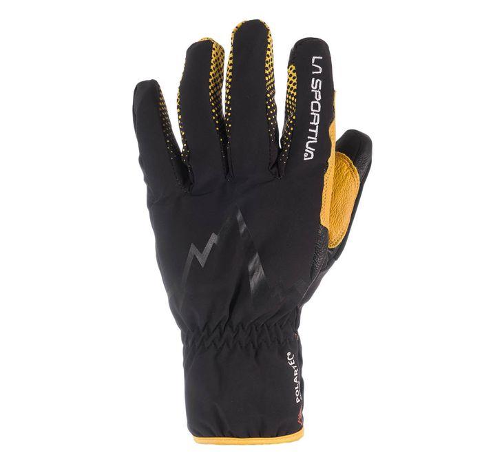 Skimo Gloves Black/Yellow