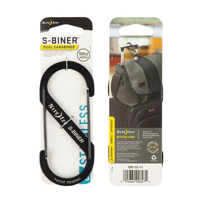 S-Biner Size #5 - Black