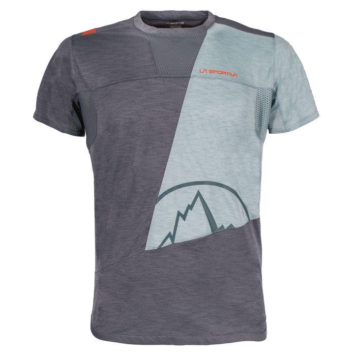 Workout T-Shirt M Slate/Stone Blue - L