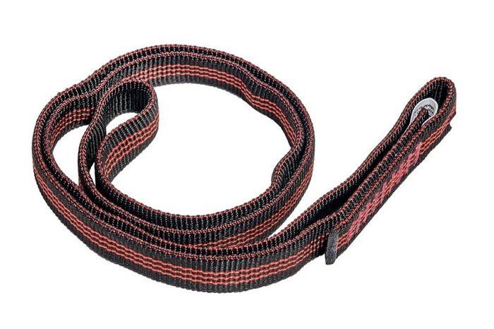 Nylon Sling  18mm  100cm  24kN   Svart / röd