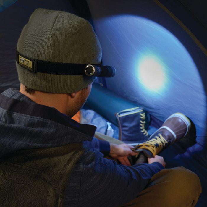 Headband™ Flashlight Holder