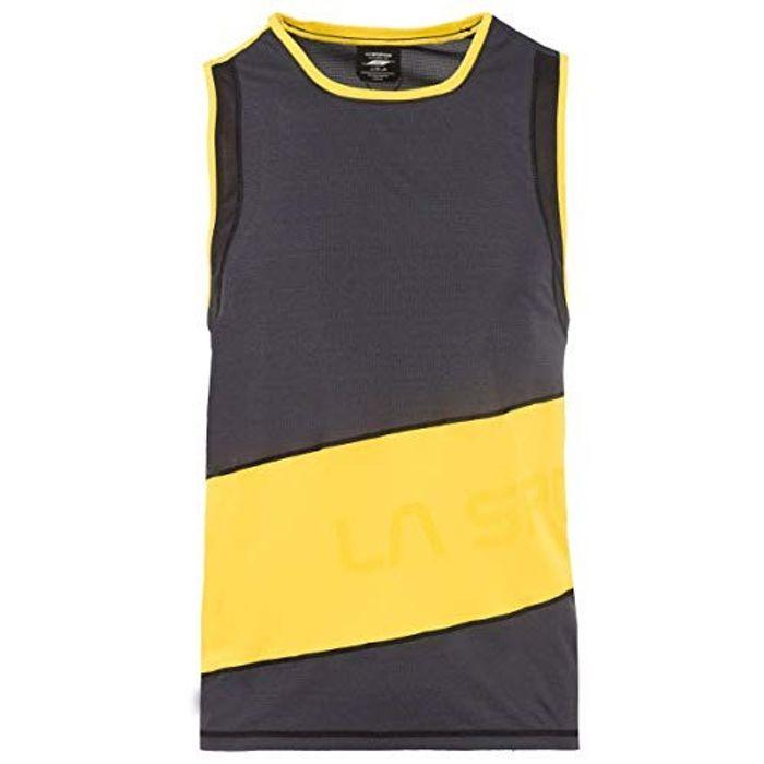 Track Tank M Black/Yellow