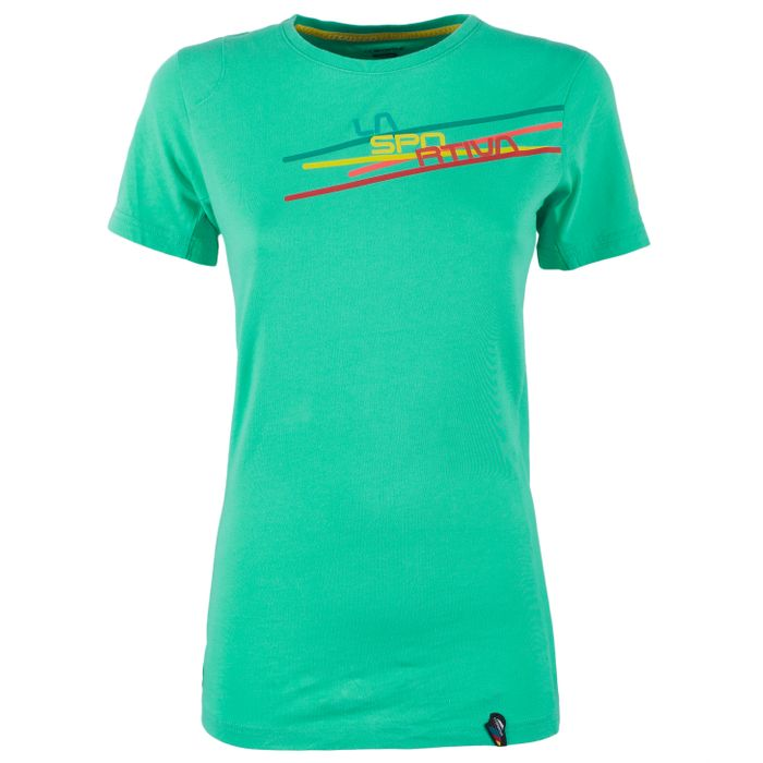 W's Stripe 2-0 Tshirt Mint - XL