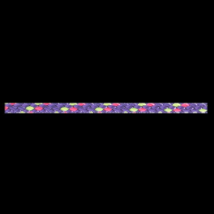 Repsnöre 2mm Violet Rulle 120 M
