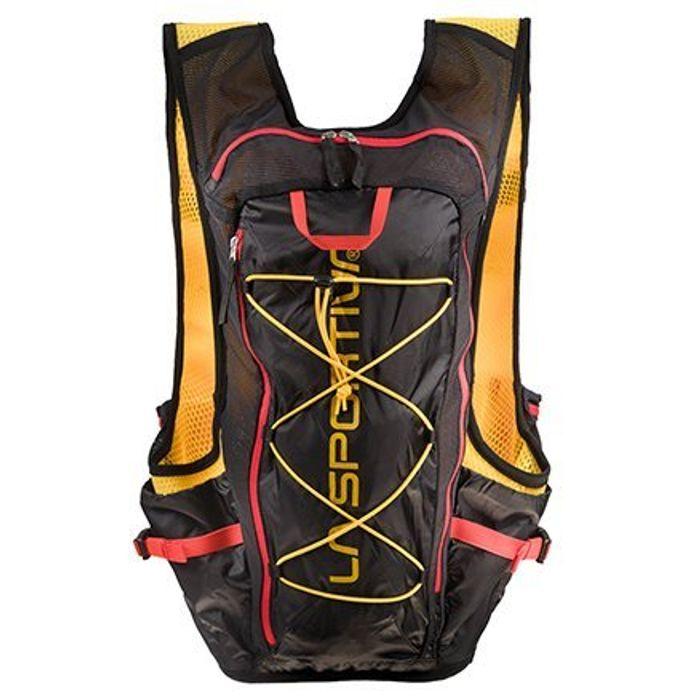 Sky Vest Black/Yellow - S