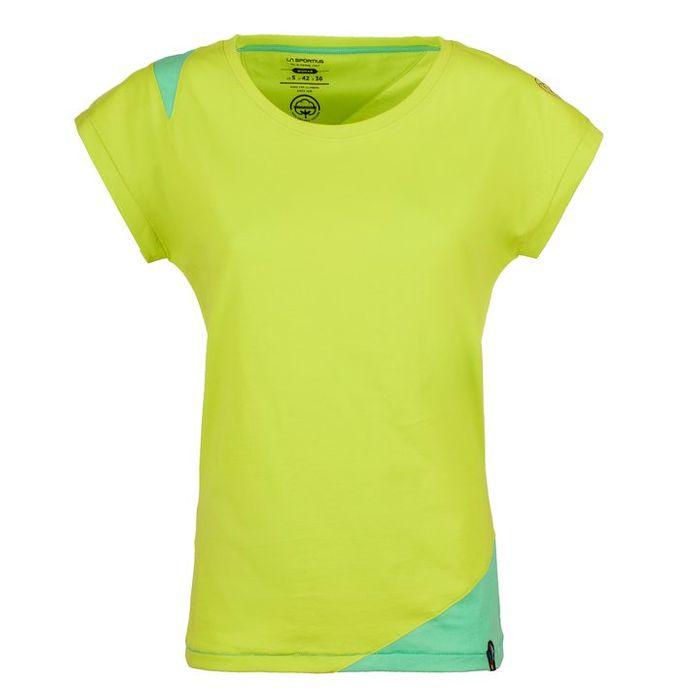 Chimney T-Shirt W  Apple Green/Jade Green - S