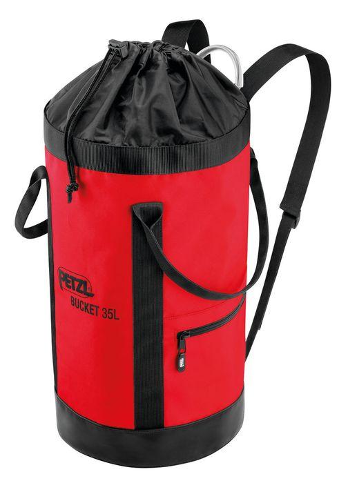 Bag Bucket Utrustningssäck Röd 35 L