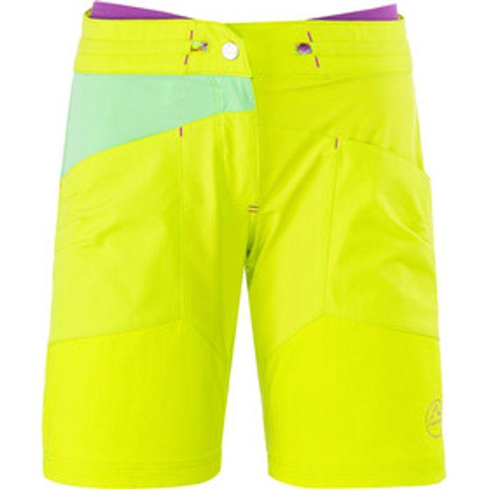 TX Short W Apple Green/Jade Green - XL