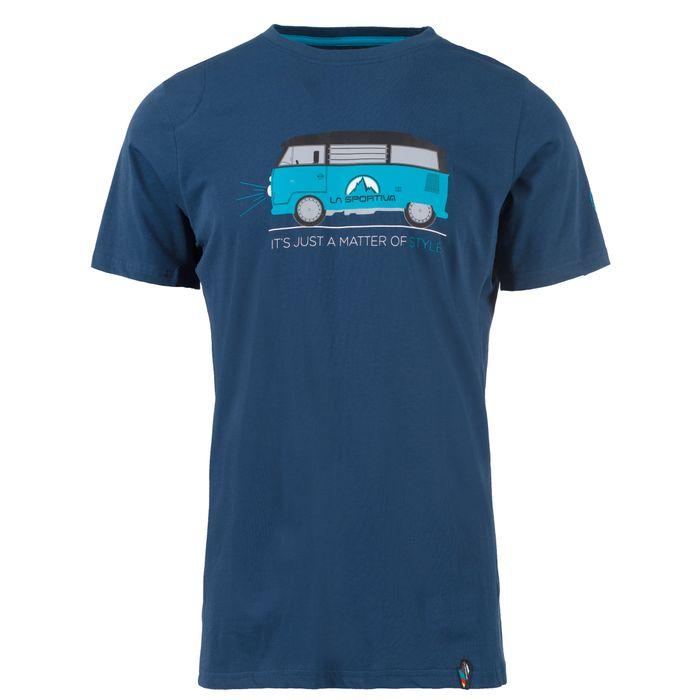 Van T-Shirt M  Opal