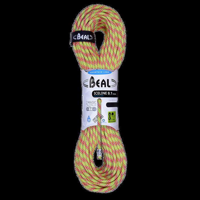 Ice Line Double Rope 8,1 mm x 60 m Unicore