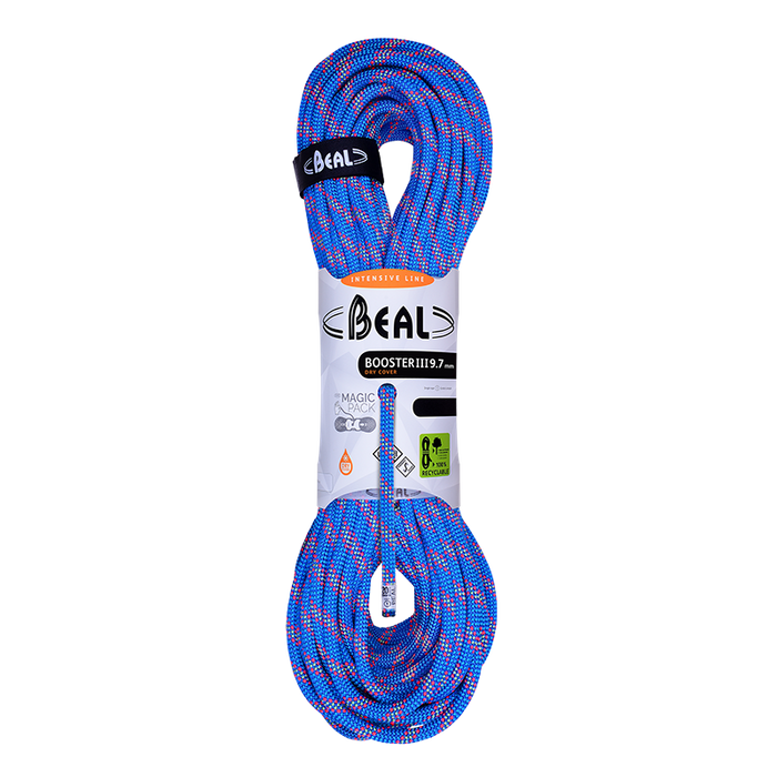 Booster 9,7 mm x 60 m Blue