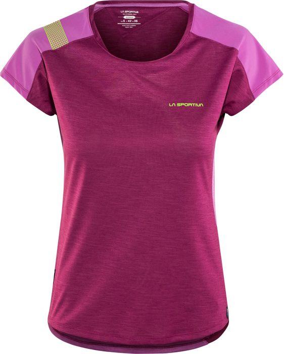 TX Combo Evo T-Shirt W Plum/Purple - M