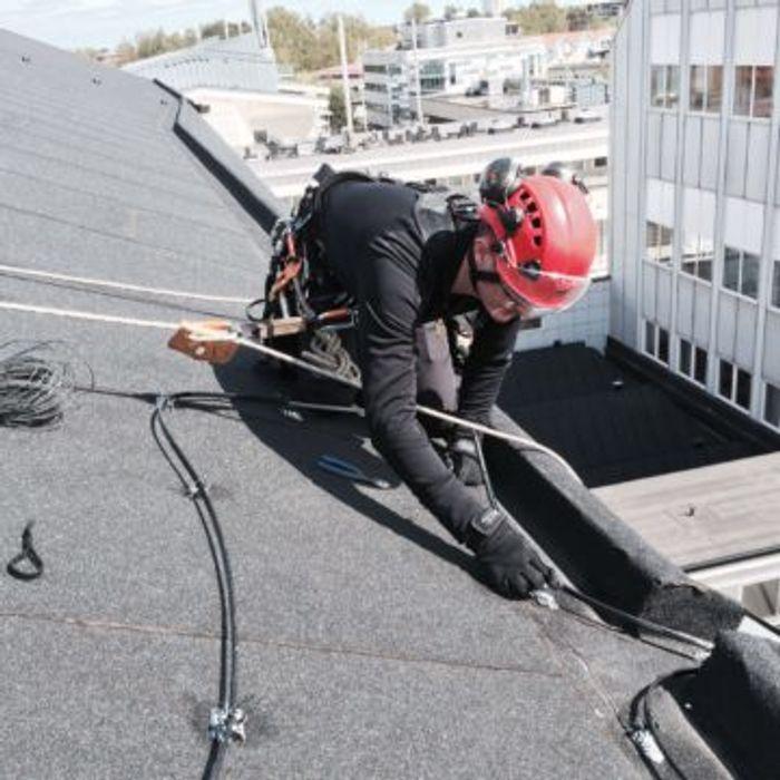 C2 Construction Roof Work 1 dag