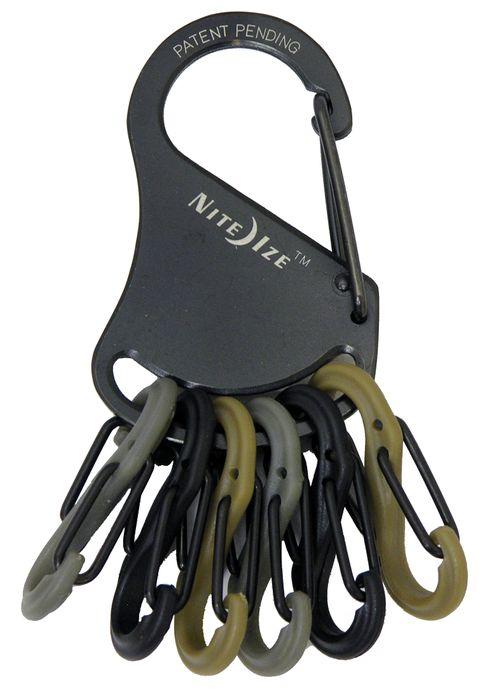 KeyRack™ - S-Biner® - Black/Camo S-Biners®