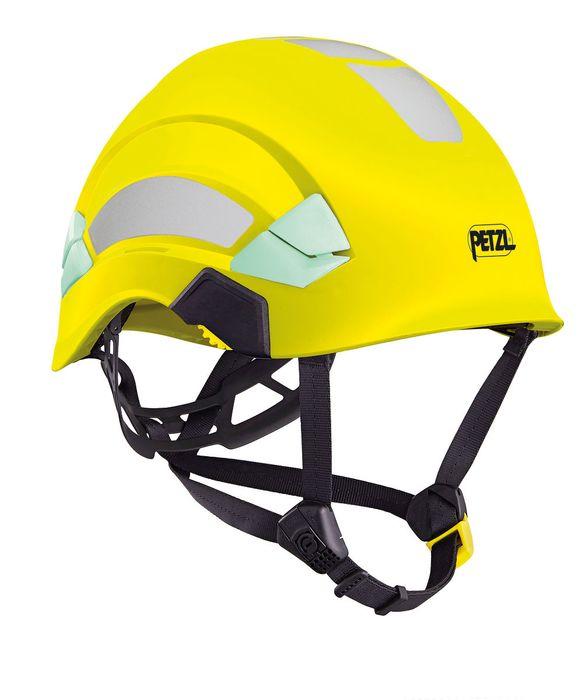 Vertex Hi-Viz Hjälm Yellow