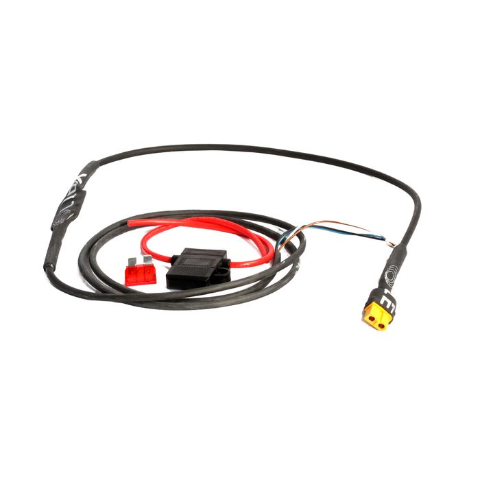Protection cable 1 lamp, XT60 connector