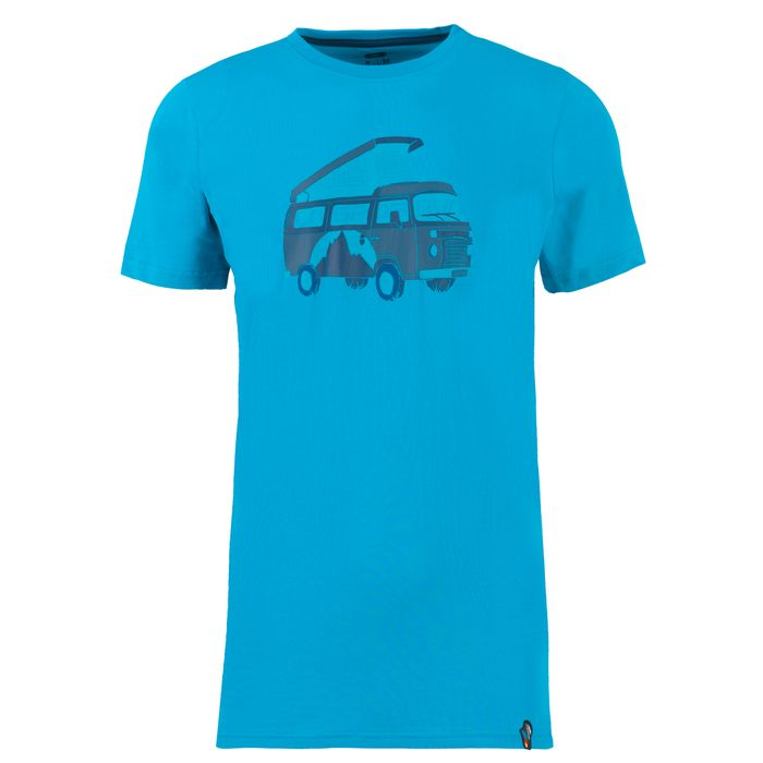 Van 2.0 T-Shirt M Tropic Blue