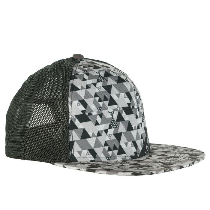 Trucker Hat Vertic Carbon/Light grey - S