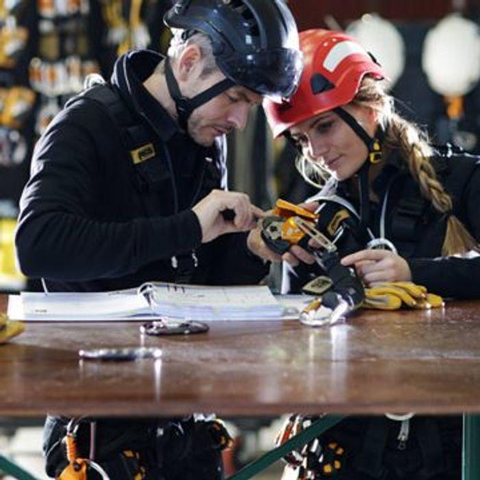 C2 PPE Inspection, 2 dagar