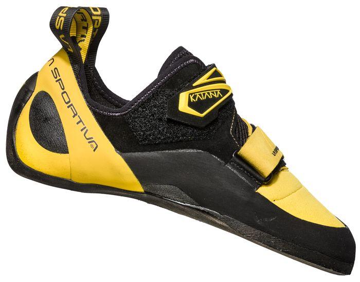 Katana Yellow/Black