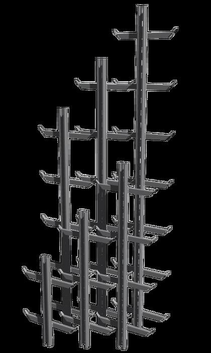 Ladder  560 med kopplingsdel, utan fäste
