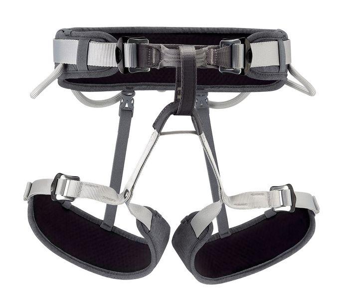sport klättersele grå