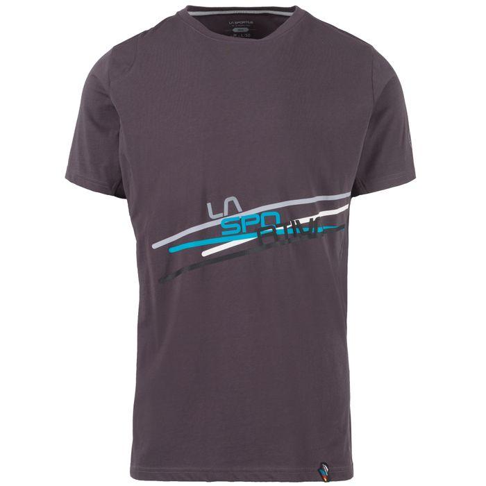 Stripe 2.0 T-Shirt M  Carbon