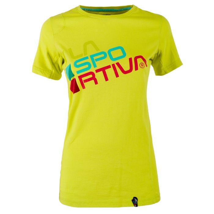 W's Square T-shirt Sulphur - S