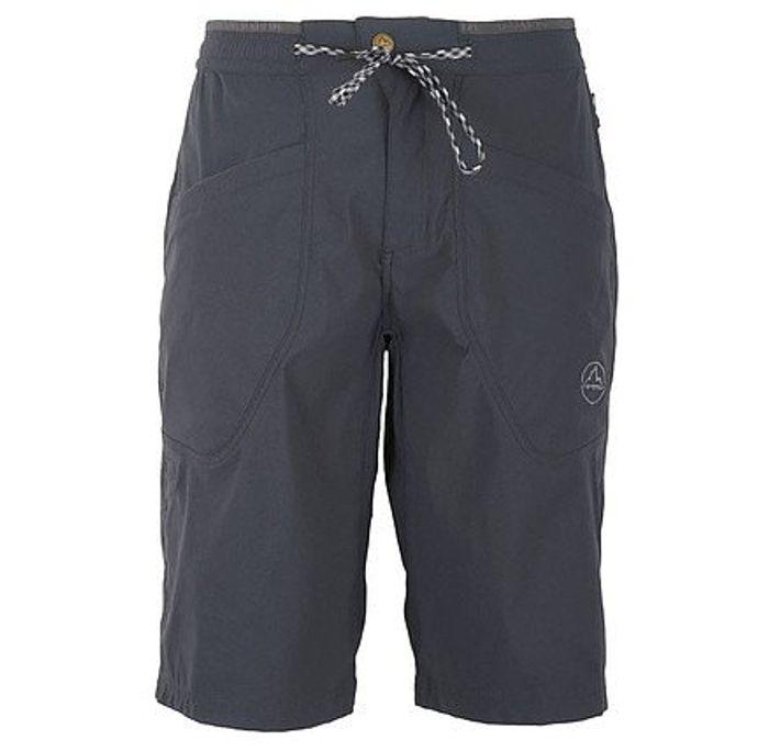 Belay Short M Carbon