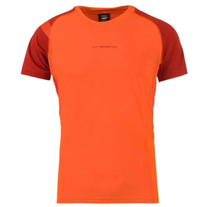 Motion T-Shirt M Pumpkin/Chili
