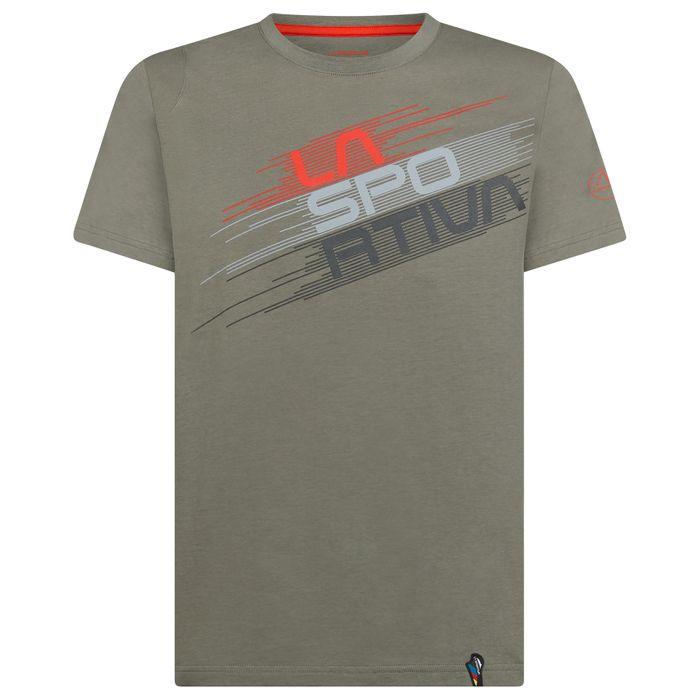Stripe Evo T-Shirt M