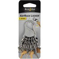 KeyRack Locker® Steel - S-Biner®