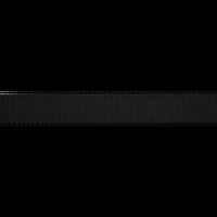 Flat Tape 26 mm x 100 m Black