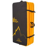 Laspo Crash Pad Black/Yellow