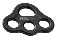 Paw  rigging plate black S