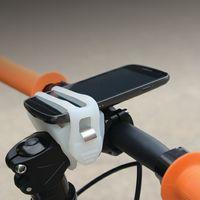 HandleBand® Universal Smartphone Bar Mount - Clear