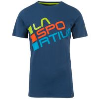 Square T-Shirt M  Opal