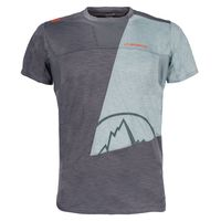Workout T-Shirt M Slate/Stone Blue - L