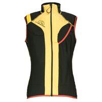 Syborg Racing Vest M Black/Yellow - L