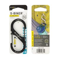 S-Biner® SlideLock® #4 - Black
