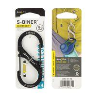 S-Biner® SlideLock® #4 - Black