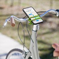 HandleBand® Universal Smartphone Bar Mount - Green