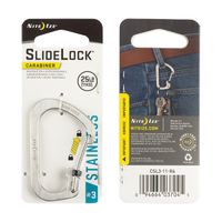 SlideLock® Carabiner #3 - Stainless