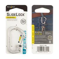 SlideLock® Carabiner #3 - Stainless