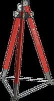 JACKPOD TRI 2 - Triboc (Height 1550-3020mm) 3 pulleys/ 1 strainchain